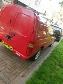 Mk6 escort van