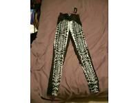 BNWT Fitness leggings size 8