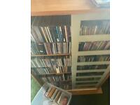 Very large CD collection Elvis