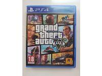 GTA V - Grant Theft Auto V (Five) - PS4