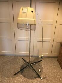 Vintage Phillips free standing hair dryer