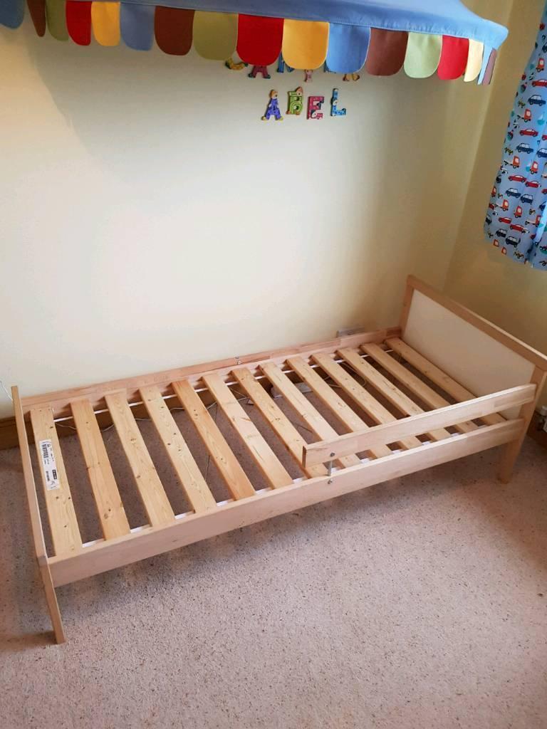 Ikea Sultan Lade Bed