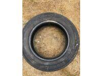 Pair of car tyres 215/60R 16 99V KUMHO