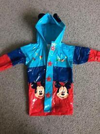 Disney Store raincoat - 2-3years