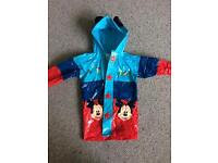 Disney Store raincoat - 2-3years