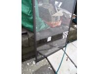 Large Double glazed door -very heavy - free to collect - cold frame