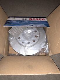 Audi A4 rear disc new for 2005 to 2009