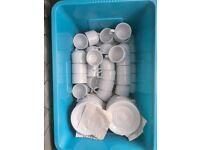 72 porcelite cups and saucers Set