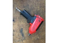 "Snap-on MG725 Impact Wrench Gun Red 1/2"" With Rubber Cover"