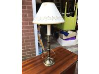 Vintage-style table lamp
