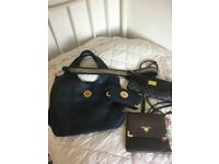 Handbags & purse..one new..great condition