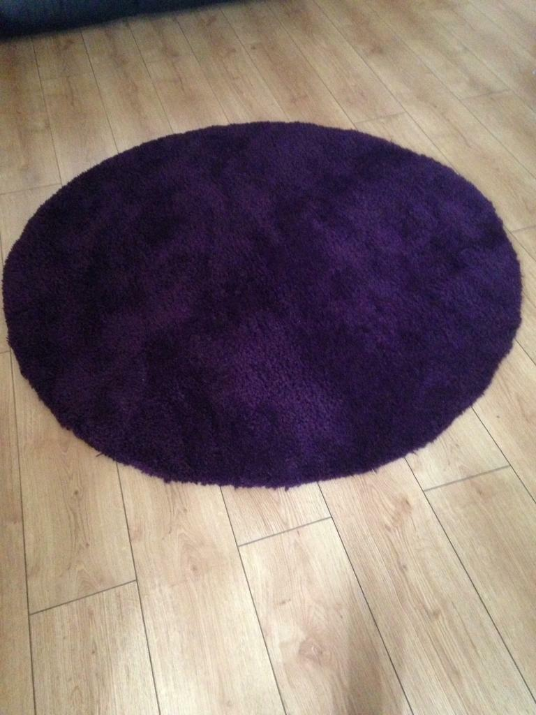 Lovely Purple Rug