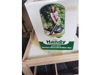 Handy 2600 garden blow shredder vac