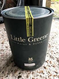 Little Greene absolute matt 5 litre Tusk 237 brand new