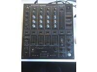Pioneer DJM-500 4 Channel Mixer