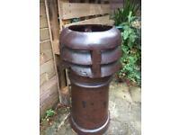 Victorian chimney pot for sale