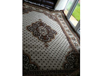 Iranian large rug brand new never used high quality lovely rug size