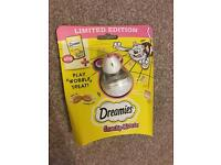 Dreamies Snacky Mouse Cat Toy