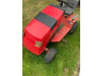 Countax ride on lawn tractor lawnmower breaking parts good chassis wheels gearbox good race mower