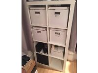 Ikea Shelving Unit -- Kellax