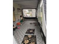 Full all weather Caravan awning
