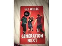 Oli White, Generation next