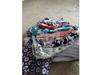 Bundle of size 12 womens clothes