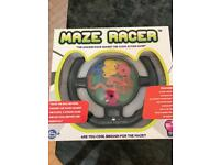Maze Racer game. BNIB. Collect only