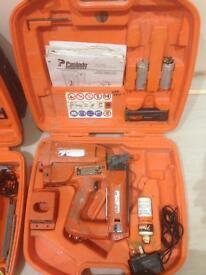 Paslode IM250 nail gun, 2nd fix