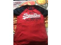 Superdry men's t shirt medium