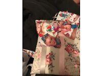 Jojo bows, bag charms, keyrings