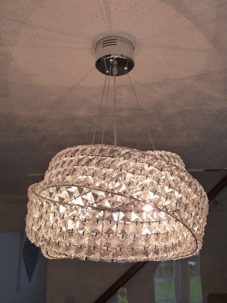 Chandelier venetian 5 light next in toddington bedfordshire chandelier venetian 5 light next mozeypictures Choice Image