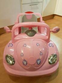 Childrens electric car