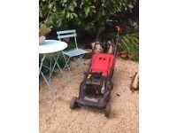 Mountfield Petrol Lawnmower (for spares or repair)