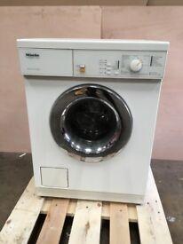 Miele novotronic washing machine.