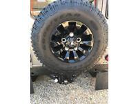 Goodyear wrangler 235/85 16 MT/R