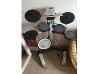 Hardly used Roland TD3 electronic drum kit £650 new, asking £350