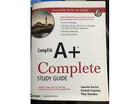 CompTIA A+ exam book