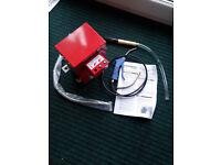 New Sealey Air Operated Pump & Tools