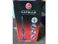 Hoover capsule cordless vacuum