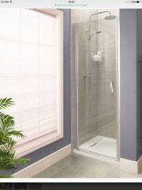 shower screen 900mm