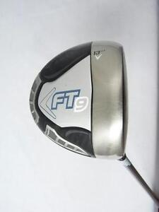 Callaway Golf FT-9 Draw 13° HT Driver Ladies Right Hand