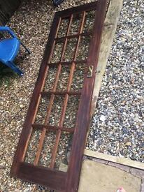 Solid Wood Internal Door FREE