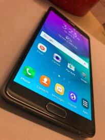 SAMSUNG GALAXY NOTE 4 - WORKING PERFECTLY