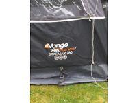 Air awning Vango 280