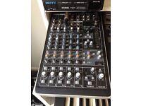 Mackie Onyx 820i firewire soundcatch desk