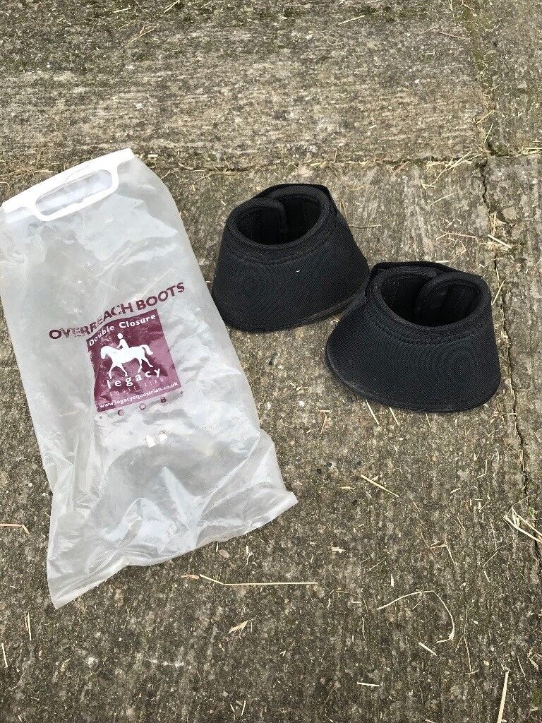 Horse Fabric Overeach Boots
