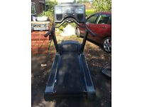 Life fitness commercial treadmill spares or repairs.