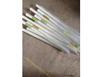 16 rolls of clear cellophane