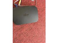 Sky wireless box